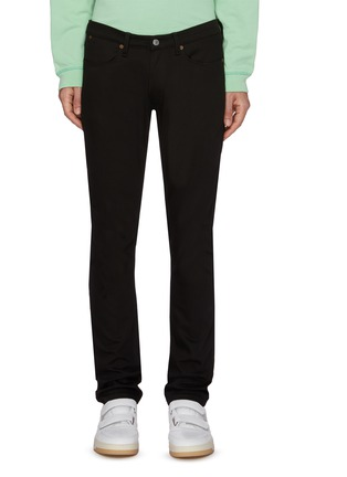 Main View - Click To Enlarge - ACNE STUDIOS - Low Rise Slim Fit Jeans
