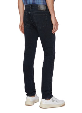 Back View - Click To Enlarge - ACNE STUDIOS - Mid Rise Skinny Jeans