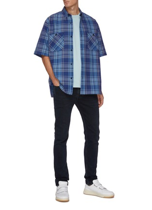 Figure View - Click To Enlarge - ACNE STUDIOS - Mid Rise Skinny Jeans