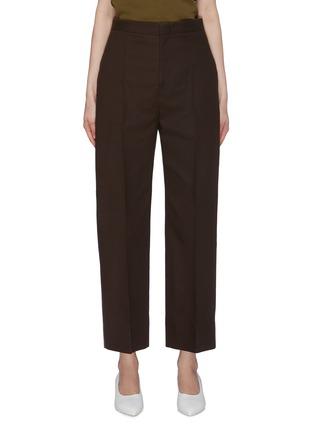 Main View - Click To Enlarge - JIL SANDER - Straight leg suiting pants