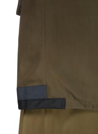 - JIL SANDER - Patch Pocket Button Down Shirt Jacket