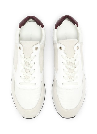 Detail View - Click To Enlarge - JOHN LOBB - Foundry' Lace Up Sneakers