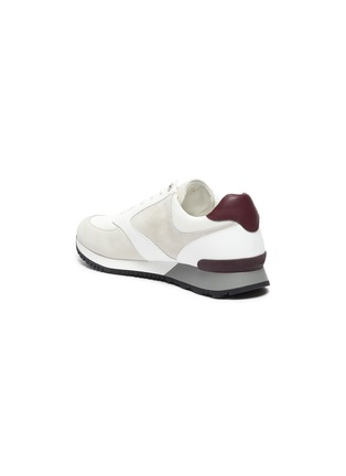 - JOHN LOBB - Foundry' Lace Up Sneakers