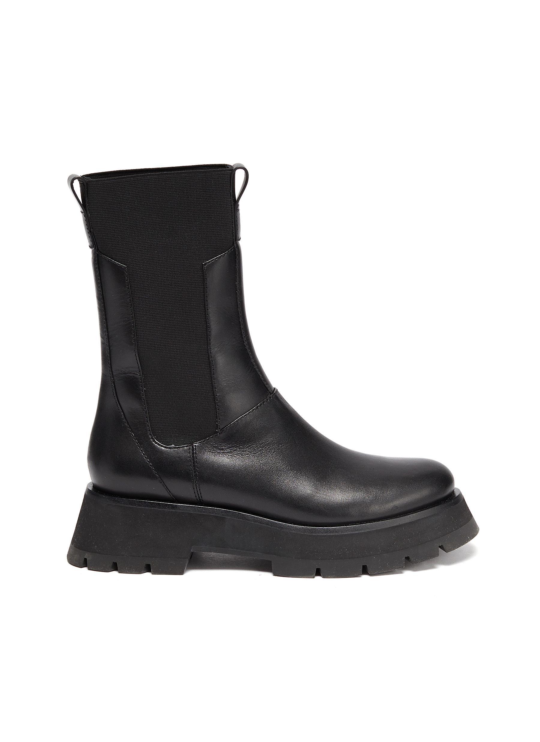 KATE' Lug Sole Leather Chelsea Boots - 3.1 PHILLIP LIM - Modalova