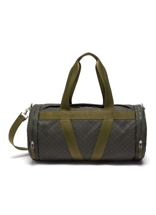 Main View - Click To Enlarge - BOTTEGA VENETA - V Motif Rubber Duffle Bag
