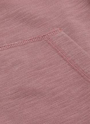 - RAG & BONE - Kangaroo Pocket Drawstring Hoodie