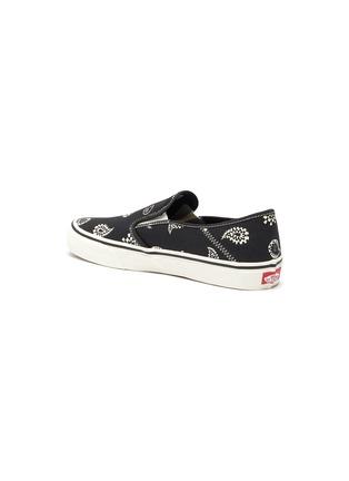 - VANS - 'Slip-On SF' paisley print loafers