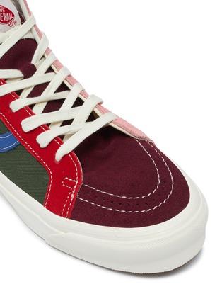 Detail View - Click To Enlarge - VANS - 'Sk8-Hi' sneakers