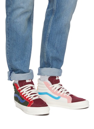 Figure View - Click To Enlarge - VANS - 'Sk8-Hi' sneakers