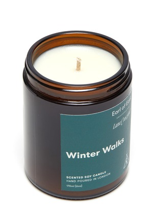Detail View - Click To Enlarge - EARL OF EAST - Scented Soy Candle – Winter Walks 170g