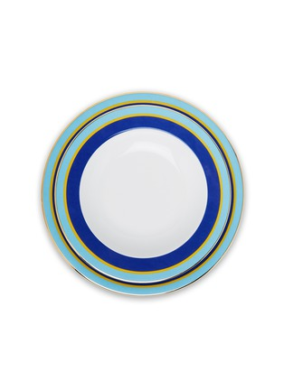 Main View - Click To Enlarge - LA DOUBLEJ - Soup and Dinner Plates Set – Rainbow Blu