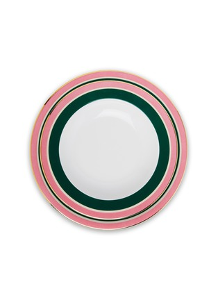 Main View - Click To Enlarge - LA DOUBLEJ - Soup and Dinner Plates Set – Rainbow Verde