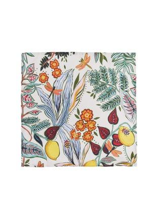 Main View - Click To Enlarge - LA DOUBLEJ - Housewives 5 Dinner napkin set – Botanical