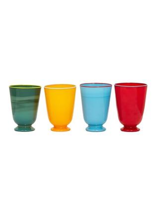 Main View - Click To Enlarge - LA DOUBLEJ - Transylvania Assorted Glass Set