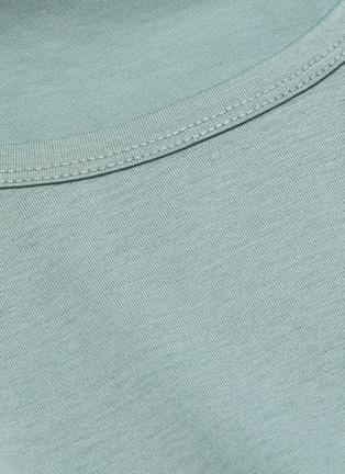 - THEORY - Precise' crewneck cotton T-shirt