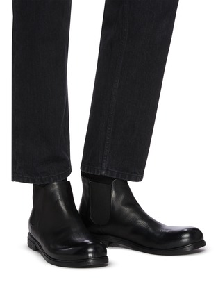 Figure View - Click To Enlarge - MARSÈLL - Zucca Media' chelsea boots