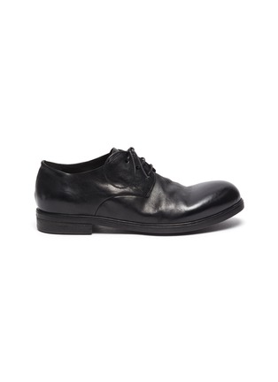 Main View - Click To Enlarge - MARSÈLL - Leather derby shoes
