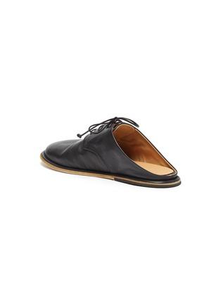 - MARSÈLL - Guardella' Leather Derby Mules