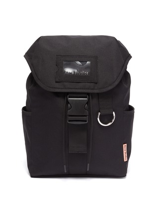 Main View - Click To Enlarge - ACNE STUDIOS - Release Buckle Closure Backpack