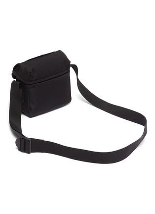 Detail View - Click To Enlarge - ACNE STUDIOS - Release Buckle Closure Mini Crossbody Messenger Bag