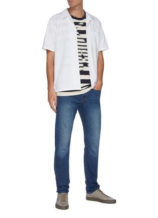 Figure View - Click To Enlarge - FRAME DENIM - 'L'Homme Slim' Comfort Stretch Jeans