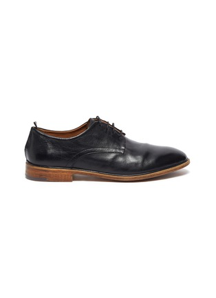 Main View - Click To Enlarge - ANTONIO MAURIZI - 'Todi' leather derby shoes