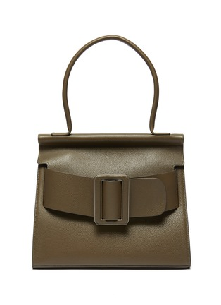 Main View - Click To Enlarge - BOYY - Karl Soft' oversized buckle large top handle bag