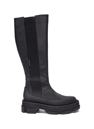 Main View - Click To Enlarge - BOTH - 'Gao' knee high platform leather boots