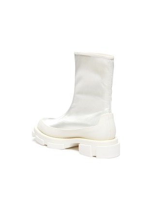 - BOTH - 'Gao' zip-up leather ankle boots