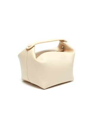 Detail View - Click To Enlarge - THE ROW - Les Bains' top handle leather bag