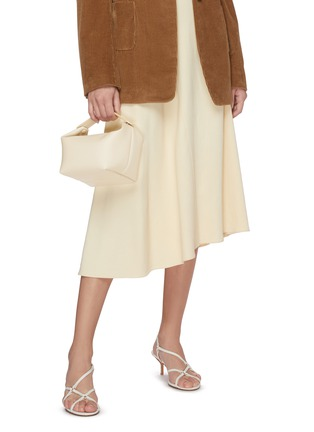 Figure View - Click To Enlarge - THE ROW - Les Bains' top handle leather bag