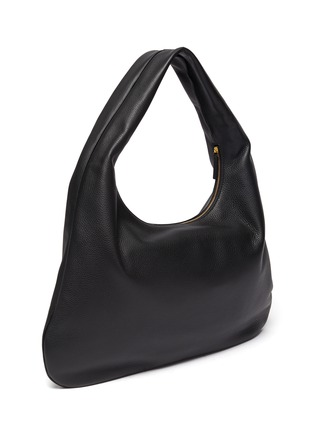 Detail View - Click To Enlarge - THE ROW - 'EVERYDAY' GRAINED LEATHER SHOULDER BAG