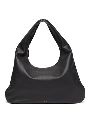 Main View - Click To Enlarge - THE ROW - 'EVERYDAY' GRAINED LEATHER SHOULDER BAG