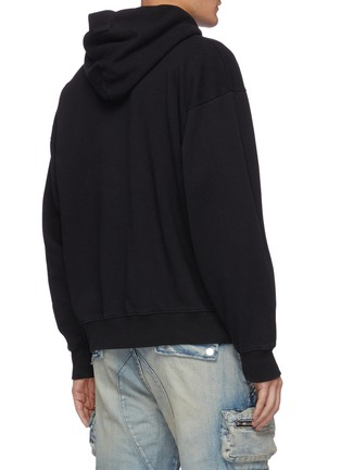 Back View - Click To Enlarge - FEAR OF GOD - Fleece Logo Hoodie