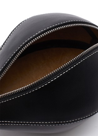 Detail View - Click To Enlarge - JW ANDERSON - Punch small leather bag