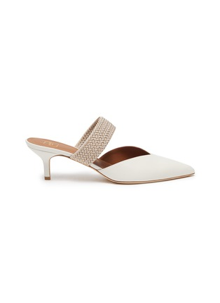 Main View - Click To Enlarge - MALONE SOULIERS - Maisie' leather mules