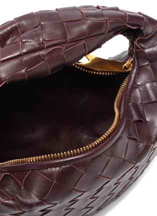 Detail View - Click To Enlarge - BOTTEGA VENETA - The Mini Jodi' intrecciato nappa leather bag