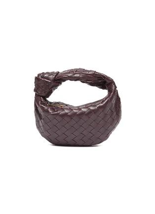Main View - Click To Enlarge - BOTTEGA VENETA - The Mini Jodi' intrecciato nappa leather bag