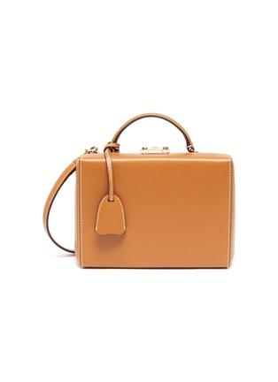 Main View - Click To Enlarge - MARK CROSS - Grace' Top Handle Small Box Bag