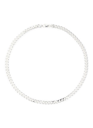Main View - Click To Enlarge - HATTON LABS - Sterling silver cuban necklace