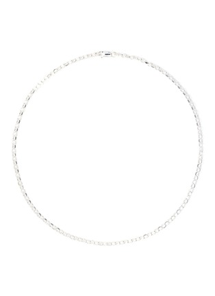 Main View - Click To Enlarge - HATTON LABS - Diamond cut belcher necklace