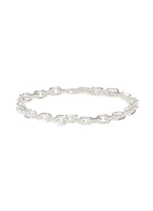 Main View - Click To Enlarge - HATTON LABS - Sterling silver edge bracelet
