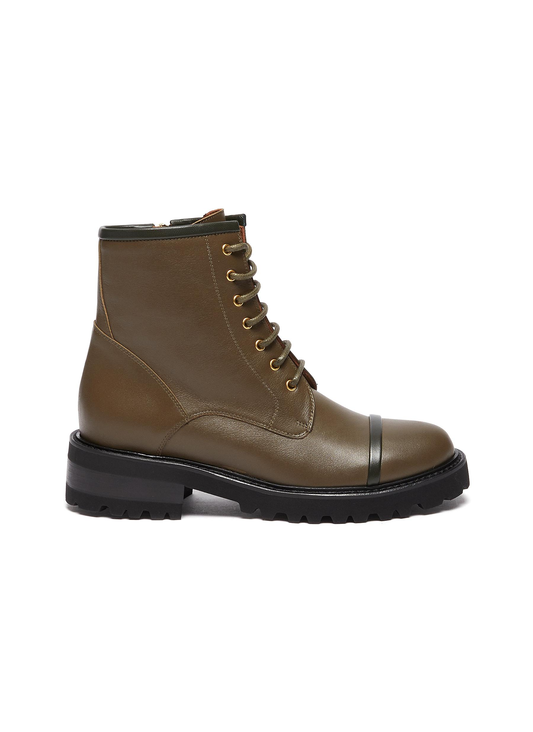 Malone Souliers 'BRYCE' COMBAT BOOTS