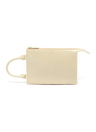 Main View - Click To Enlarge - JIL SANDER - 'Tootie' small leather shoulder bag