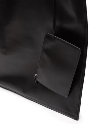 - JIL SANDER - 'Border' leather hobo bag