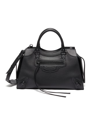 Main View - Click To Enlarge - BALENCIAGA - 'Neo Classic City' leather shoulder bag