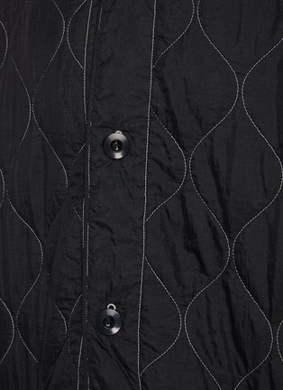 - OAMC - Quilted ripstop liner jacket