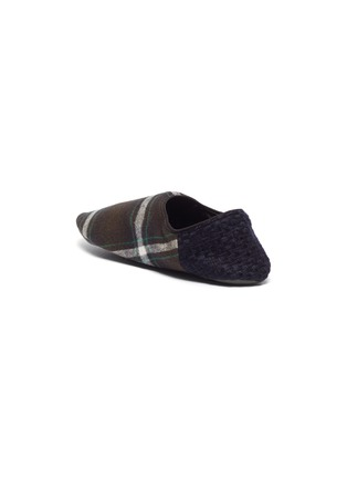 Detail View - Click To Enlarge - SACAI - Zantan' babouche slippers