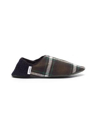 Main View - Click To Enlarge - SACAI - Zantan' babouche slippers