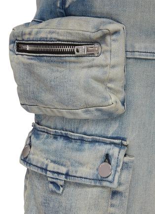 - AMIRI - Drawstring Hem Cargo Jeans